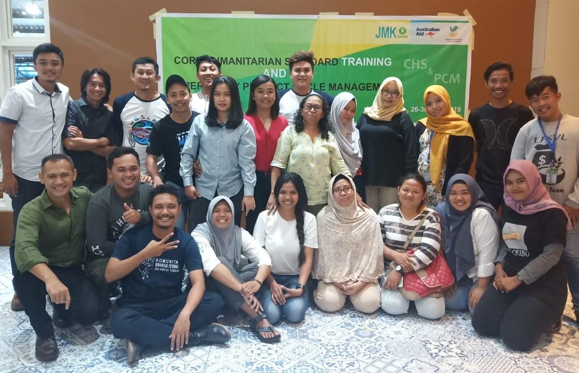 OXFAM PCM Training – April 2019