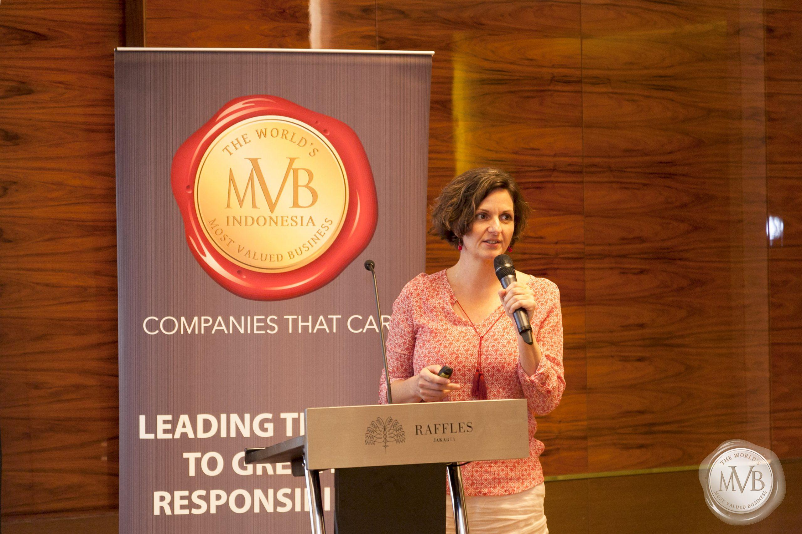 Aug 15, 2018 – MVB Sustainability Seminar