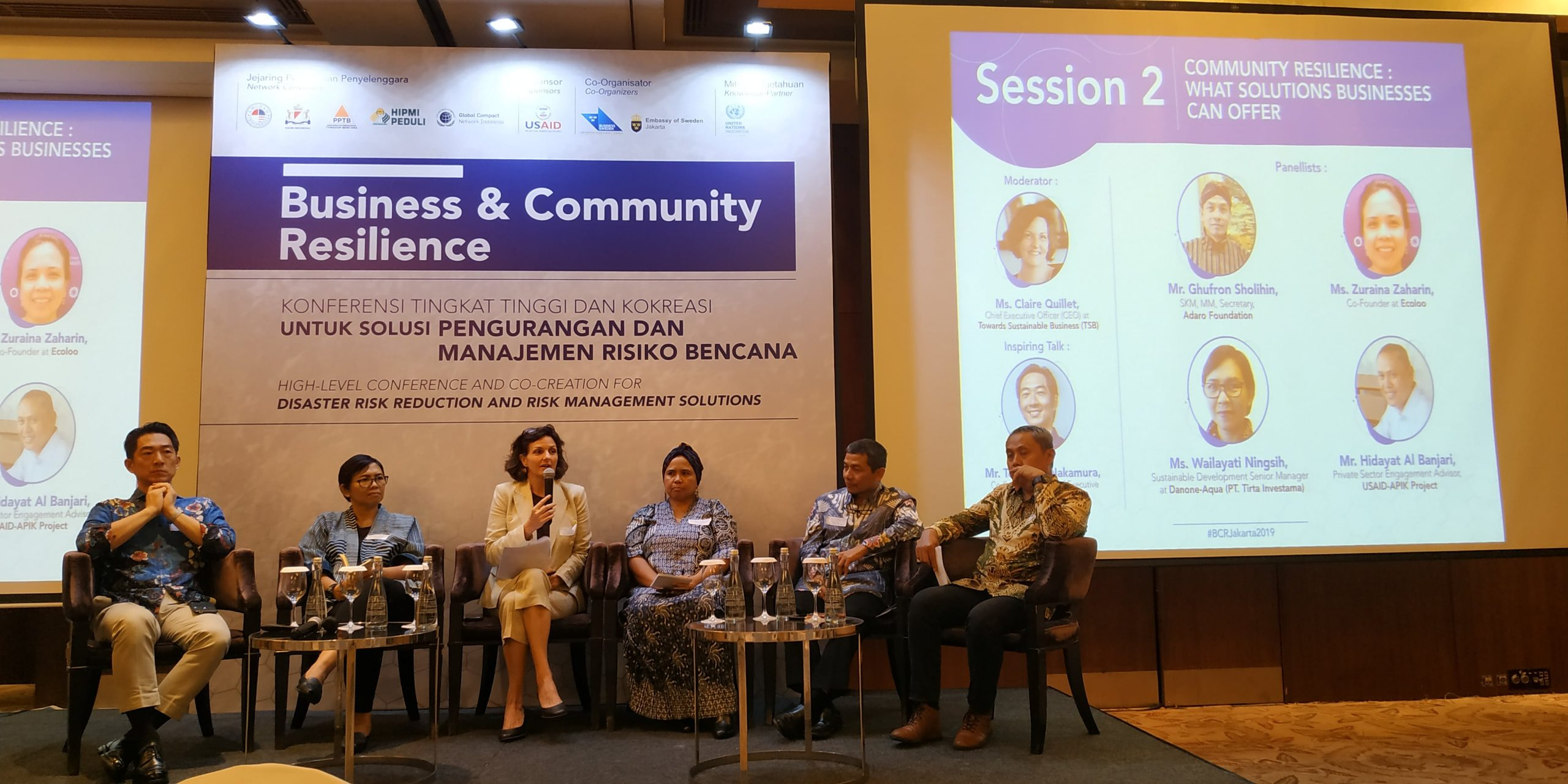 Oct 23, 2019 – UNICEF Business & Community Resilience Conference